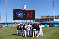 UHart Baseball vs. CCSU 3/31/2018