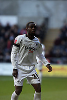 Pictured: Nathan Dyer of Swansea<br /> Re: Coca Cola Championship, Swansea City FC v Ipswich Town at the Liberty Stadium. Swansea, south Wales, Saturday 07 February 2009<br /> Picture by D Legakis Photography / Athena Picture Agency, Swansea 07815441513