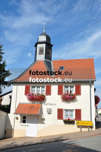 Rathaus von Wahlheim
