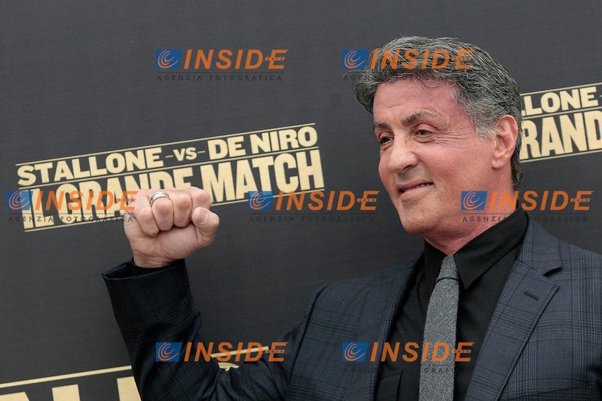 Sylvester Stallone <br /> Roma 07-01-2014 Hassler Hotel. Il Grande Match - Grudge Match - Photocall<br /> Photo Samantha Zucchi Insidefoto