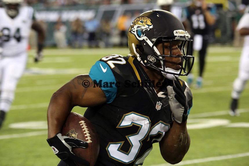 RB Maurice Jones-Drew (Jaguars) - New York Jets vs. Jacksonville Jaguars, Met Life Stadium