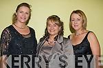 Catherine Carty Sharon Phelan and Breda O'Dwyer  all sat nite ball itt   Copyright Kerry's Eye 2008
