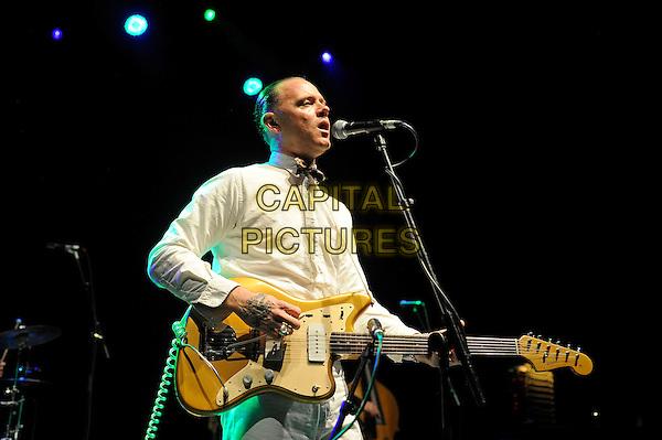 LONDON, ENGLAND - JUNE 4: C.W.Stoneking(Christopher William Stoneking) performing at Shepherds Bush Empire on June 4, 2015 in London, England.<br /> CAP/MAR<br /> &copy; Martin Harris/Capital Pictures