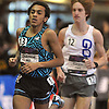 Isaiah Claiborne of Northport competes in the boys 1-mile run during the New Balance Indoor Nationals at The Armory in New York, NY on Sunday, March 11, 2018. He finished in fourth place with a time of 4:10.96.