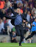 Fussball, Uefa Champions League 2009/2010, Halbfinale: FC Barcelona - Inter Mailand