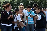 CUCUTA Y UREÑA- PUENTE INTERNACIONAL  FRANCISCO DE PAULA SANTANDER Y SIMÓN BOLÍVAR-COLOMBIA, 10-07-2016. Situación del puente esta mañana cuando el presidente de Venezuela Nicolas Maduro abrió la forntrera  con Colombia por una horas para que los venezolanos de la zona se abastecieran de mercados en Colombia . Photo:VizzorImage / Manuel Hernández / Contribuidor