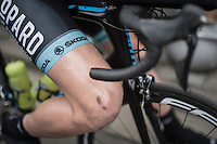 oiled-up for the race<br /> <br /> GP Le Samyn 2017 (1.1)