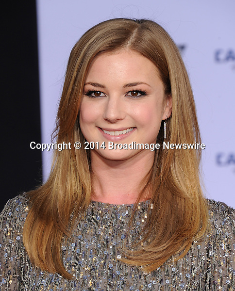 Pictured: Emily VanCamp<br /> Mandatory Credit &copy; Gilbert Flores/Broadimage<br /> Captain America: The Winter Soldier - Los Angeles Premiere<br /> <br /> 3/13/14, Hollywood, California, United States of America<br /> <br /> Broadimage Newswire<br /> Los Angeles 1+  (310) 301-1027<br /> New York      1+  (646) 827-9134<br /> sales@broadimage.com<br /> http://www.broadimage.com