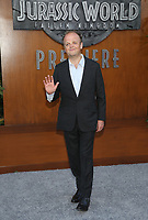 LOS ANGELES, CA - JUNE 12: Toby Jones, at Jurassic World: Fallen Kingdom Premiere at Walt Disney Concert Hall, Los Angeles Music Center in Los Angeles, California on June 12, 2018. Credit: Faye Sadou/MediaPunch