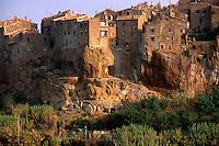 Italien, Toskana, Pitigliano
