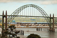 Bridge at Yaquina Bay