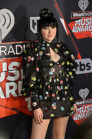 Noah Cyrus at the 2017 iHeartRadio Music Awards at The Forum, Los Angeles, USA 05 March  2017<br /> Picture: Paul Smith/Featureflash/SilverHub 0208 004 5359 sales@silverhubmedia.com