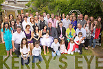 Congratulations - Michael & Sharon Lucid having a wonderful time with family and friends at the Christening celebrations for their Daughter Molly held in Flahive's Bar, Ballyheigue on Saturday following the ceremony in St. Mary's Church.................................................................................................................................................................................................................................................................................................................... ............