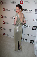 Lydia Hearst<br /> at the 22nd Annual Elton John AIDS Foundation Oscar Viewing Party, Private Location, West Hollywood, CA 03-02-14<br /> David Edwards/DailyCeleb.Com 818-249-4998