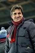 2nd December 2017, Stadio Olimpico Grande Torino, Turin, Italy; Serie A football, Torino versus Atalanta; Urbano Cairo, the president of Torino