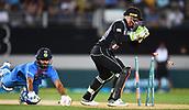 2019 T20 International Cricket New Zealand v India Feb 8th
