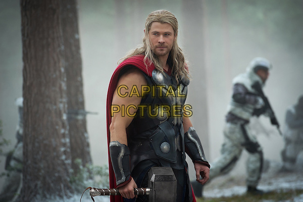 Chris Hemsworth<br /> in Avengers: Age of Ultron (2015) <br /> *Filmstill - Editorial Use Only*<br /> CAP/NFS<br /> Image supplied by Capital Pictures