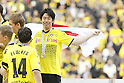 Shinji Kagawa (Dortmund), MAY 14th, 2011 - Football : Shinji Kagawa of Dortmund celebrates after the Bundesliga match between Borussia Dortmund and Eintracht Frankfurt at the Signal Iduna Park on 14 May 2011, in Dortmund, Germany. (Photo by AFLO) [3604]...