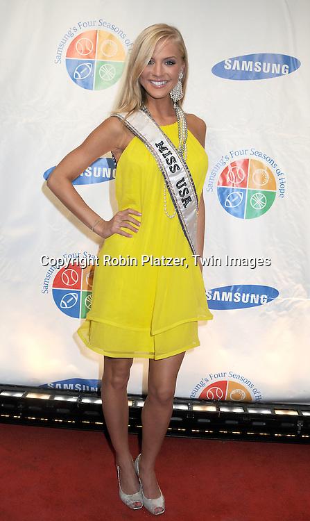 Miss USA Kristen Dalton