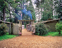 Fort Clatsop, Oregon.