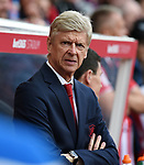 Arsenal Manager Arsene Wenger before the start of the premier league match at the Britannia Stadium, Stoke. Picture date 19th August 2017. Picture credit should read: Robin Parker/Sportimage