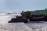 Bali, Tabanan, Tanah Lot. Pura Batu Balong close by.