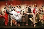 Mary Poppins rehearsal