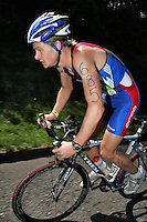 13 MAY 2006 - EDINBURGH, UK - Fraser Cartmell - British Duathlon Championships (PHOTO (C) 2006 NIGEL FARROW)