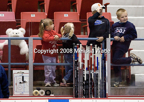 Team USA defeated Team Finland 3-2 to win the Four Nations Cup (Under-18 boys) on Saturday, November 9, 2008 in the 1980 Rink in Lake Placid, New York.