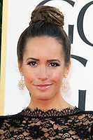 BEVERLY HILLS, CA - JANUARY 13: Louise Roe at the 70th Annual Golden Globe Awards at the Beverly Hills Hilton Hotel in Beverly Hills, California. January 13, 2013. Credit: mpi29/MediaPunch Inc. /NortePhoto