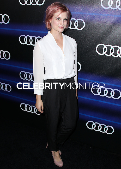WEST HOLLYWOOD, CA, USA - AUGUST 21: Alison Sudol, A Fine Frenzy at the Audi Emmy Week Celebration 2014 held at Cecconi's Restaurant on August 21, 2014 in West Hollywood, California, United States. (Photo by Xavier Collin/Celebrity Monitor)