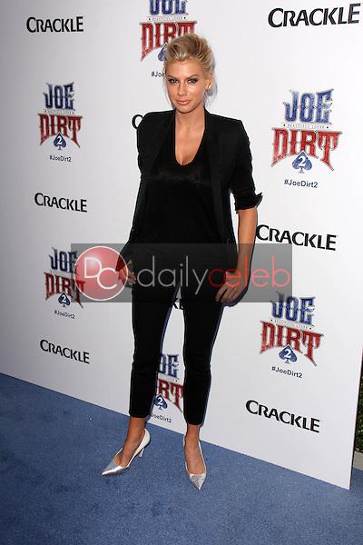 "Charlotte McKinney<br /> at the ""Joe Dirt 2: Beautiful Loser"" Premiere, Sony Studios, Culver City, CA 06-24-15<br /> David Edwards/DailyCeleb.Com 818-249-4998"