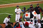 Kenta Maeda (JPN), .MARCH 17, 2013 - WBC : .World Baseball Classic 2013 .Championship Round .Semifinal 1 .between Puerto Rico 3-1 Japan .at AT&T Park in San Francisco, California, United States. .(Photo by YUTAKA/AFLO SPORT)
