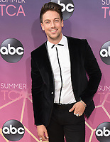 05 August 2019 - West Hollywood, California - Lincoln Younes. ABC's TCA Summer Press Tour Carpet Event held at Soho House.    <br /> CAP/ADM/BB<br /> ©BB/ADM/Capital Pictures