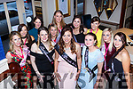 Lisa Ring Tullylease, Millstreet celebrated her hen party with her gal pals in Lord Kenmares restaurant on Saturday night
