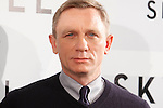 Actor Daniel Craig attends 'Skyfall' photocall on October 29, 2012 in Madrid, Spain. .(ALTERPHOTOS/Harry S. Stamper)