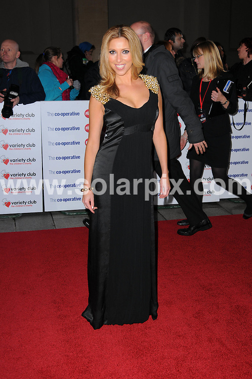 **ALL ROUND PICTURES FROM SOLARPIX.COM**                                             **WORLDWIDE SYNDICATION RIGHTS**                                                                                  Caption: attends the Variety Club Showbiz Awards at Grosvenor House, London, UK. 14 November 2010                                                              This pic: Kate Walsh                        JOB REF: 12478 MSR       DATE: 14_11_2010                                                           **MUST CREDIT SOLARPIX.COM OR DOUBLE FEE WILL BE CHARGED**                                                                      **MUST AGREE FEE BEFORE ONLINE USAGE**                               **CALL US ON: +34 952 811 768 or LOW RATE FROM UK 0844 617 7637**