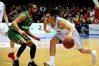 GRONINGEN - Basketbal , Donar - Petrolina AEK, Europe Cup, seizoen 2018-2019, 30-01-2019,  Donar speler Sean Cunningham