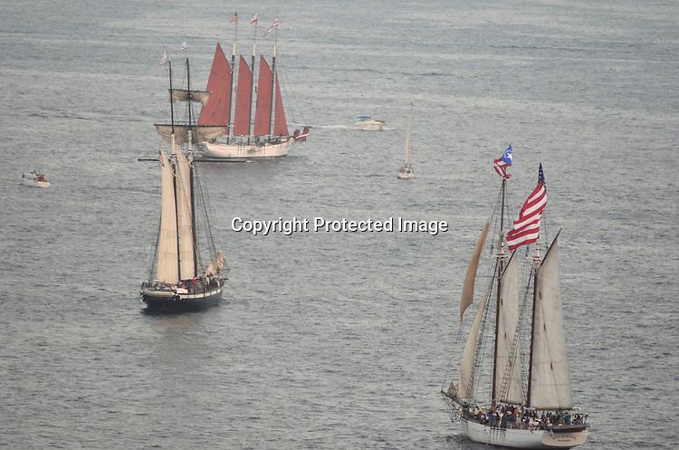 Editorial Stock photo of Dana Point Tall Ships