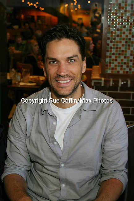 "As The World Turns Will Swenson ""Vanya"" is in Murder Ballad at The 26th Annual Broadway Flea Market and Grand Auction to benefit Broadway Cares/Equity Fights Aids on September 23, 2012 in Shubert Alley and Times Square, New York City, New York.  (Photo by Sue Coflin/Max Photos)"