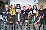 AWARDS: The students of Listowel Community College at the Kerry Education Student Awards at IT Tralee on Friday..