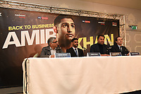 General view during a Press Conference at the Dorchester Hotel on 10th January 2018