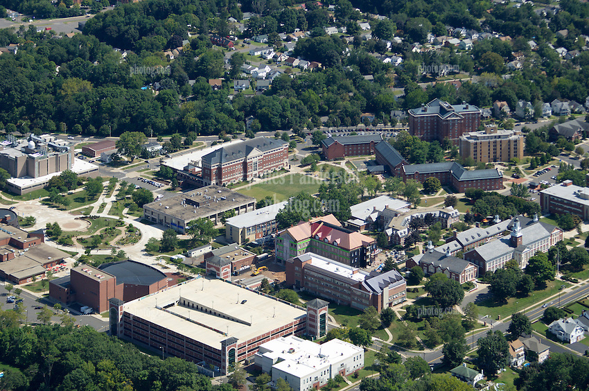 CCSU Gallery: Aerial View Central Connecticut State University New