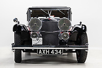 Pre-war car that is one of only eight left of its kind  sells for £105K