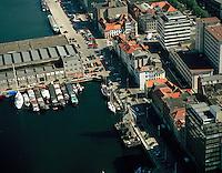 September 1997. Bonapartedok in Antwerpen.