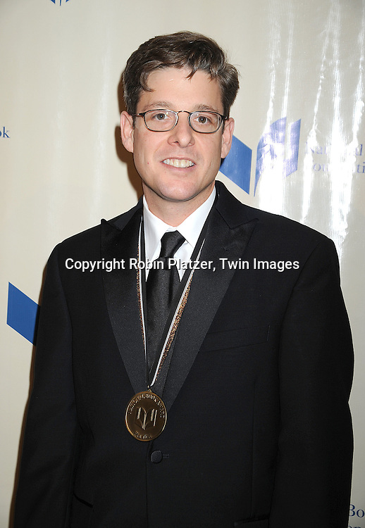 Jim Sheeler ..at The 2008 National Book Awards Dinner and Ceremony on November 19, 2008 at Cipriani's Wall Street in New York City. ....Robin Platzer, Twin Images