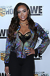 Cymphonique attends WE TV's Growing Up Hip Hop Premiere Party Held at Haus