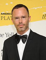 NEW YORK, NY - SEPTEMBER 10: Daniel Arsham attends the Yellow Ball at the Brooklyn Museum on September 10, 2018 on September 10, 2018 in Brooklyn, New York. Photo Credit John Palmer/MediaPunch<br /> CAP/MPI/JP<br /> &copy;JP/MPI/Capital Pictures