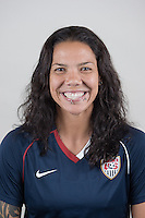 USWNT Headshots, January 23, 2009