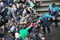 Fakhar Zaman (Pakistan) poses for selfies with the fans during Pakistan vs Sri Lanka, ICC World Cup Cricket at the Bristol County Ground on 7th June 2019